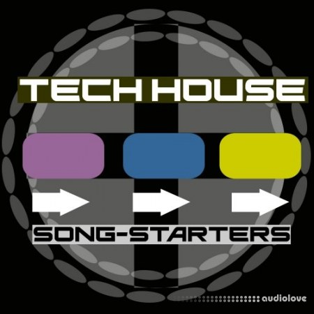 Bingoshakerz Micro Tech House Song-Starters WAV