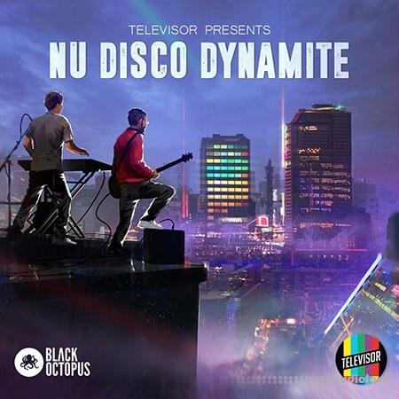 Black Octopus Sound Televisor Nu Disco Dynamite WAV MiDi
