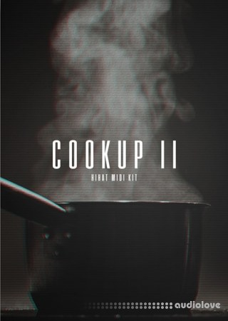 The Kit Plug THE COOKUP II WAV MiDi