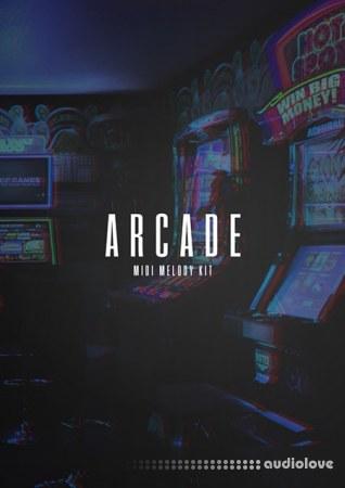 The Kit Plug Arcade MiDi