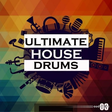 Bingoshakerz Micro Ultimate House Drums WAV
