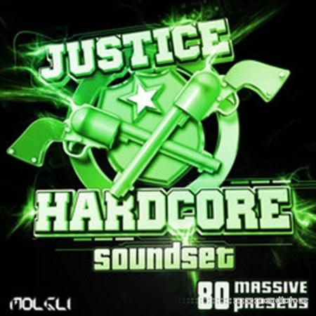 Molgli Justice Hardcore Synth Presets