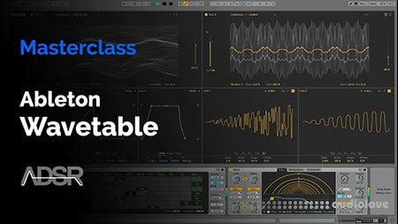 ADSR Sounds Ableton Wavetable Masterclass TUTORiAL