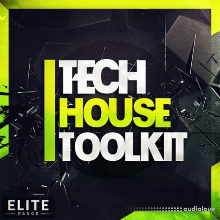 Mainroom Warehouse Tech House Toolkit WAV MiDi