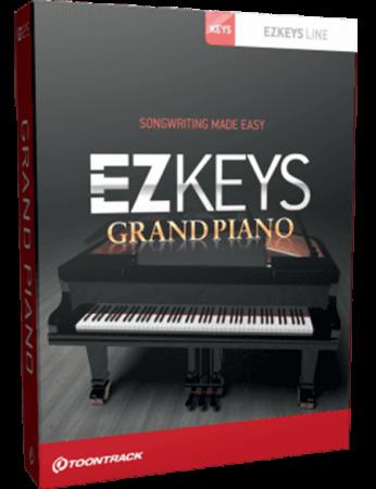 Toontrack EZkeys Grand Piano v1.0.4 WiN MacOSX