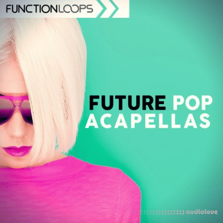 Function Loops Future Pop Acapellas WAV MiDi Synth Presets