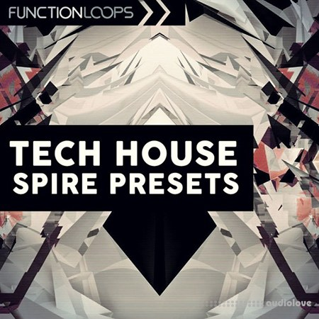 Function Loops Tech House Synth Presets