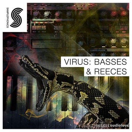 Samplephonics Virus: Bass and Reeces MULTiFORMAT
