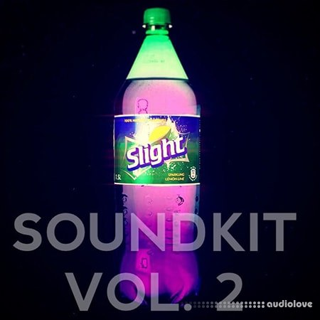 Slight Beats Slight Sound Kit VOL 1-2 WAV