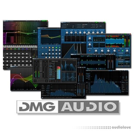DMG Audio Plugins Bundle 01 Dec 2018 WiN MacOSX