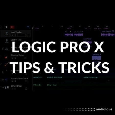 SkillShare Logic Pro X Tips and Tricks free download - AudioLove