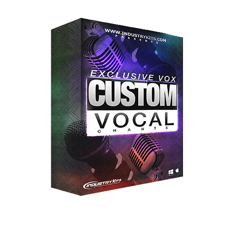 Industry Kits Exclusive Vox Chants WAV