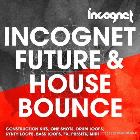 Incognet Incognet Future and House Bounce WAV MiDi Synth Presets