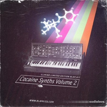 !llmind Special Limited Edition Cocaine Synths Vol.2 WAV