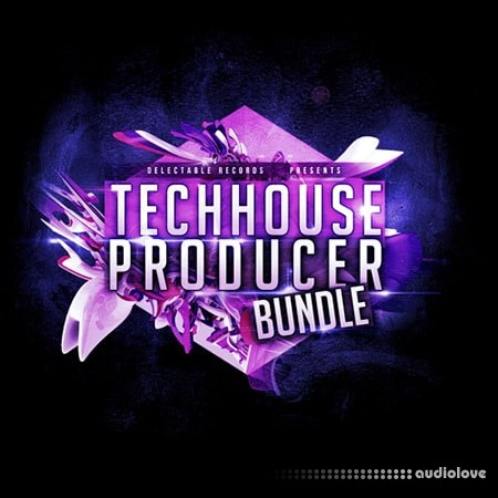 Delectable Records Tech House Producer Bundle MULTiFORMAT