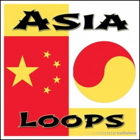 Deep Data Loops Asia Loops WAV