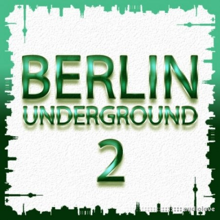 Deep Data Loops Berlin Underground 2 WAV
