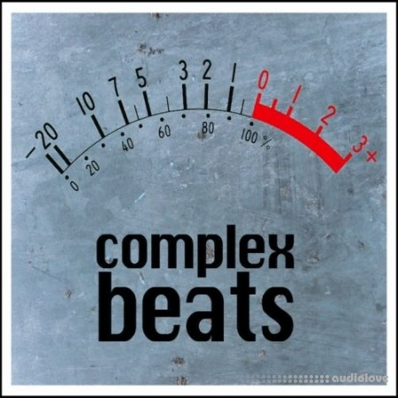 Deep Data Loops Complex Beats WAV