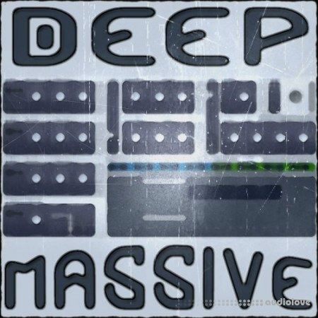 Deep Data Loops Deep Massive Synth Presets