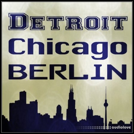 Deep Data Loops Detroit Chicago Berlin WAV