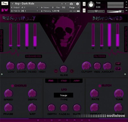 BigWerks Beautifully Distorted KONTAKT