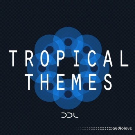 Deep Data Loops Tropical Themes WAV MiDi