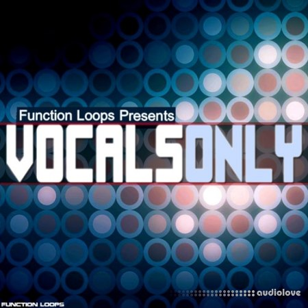 Function Loops Vocals Only WAV MiDi