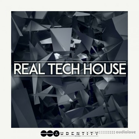 Audentity Records Real Tech House WAV
