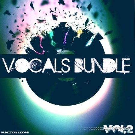 Function Loops Vocals Bundle 2 WAV MiDi