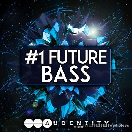 Audentity Records #1 Future Bass WAV MiDi Synth Presets