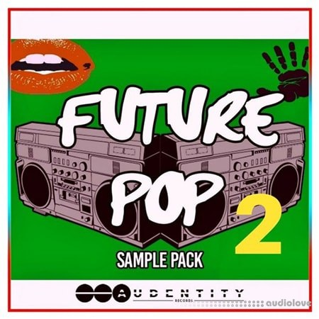 Audentity Records FUTURE POP 2 WAV MiDi Synth Presets