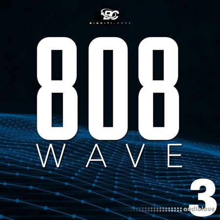 Big Citi Loops 808 Wave 3 WAV MiDi