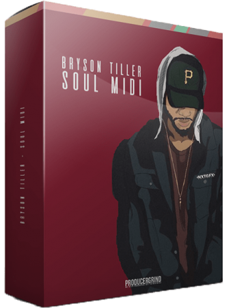 Producer Grind Bryson Tiller Soul MIDI WAV MiDi