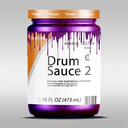 Producer Grind Drum Sauce 2 WAV DAW Templates