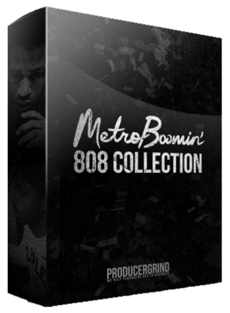 Producer Grind Metro Boomin 808 Collection WAV