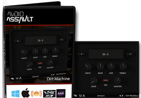 Audio Assault Dirt Machine v1.0 / v1.1 WiN MacOSX