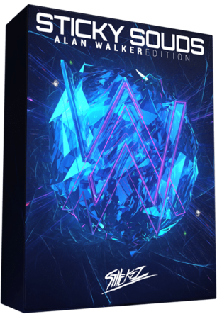 StiickzZ Sticky Sounds Alan Walker Edition Synth Presets