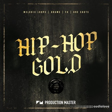 Production Master Hip Hop Gold WAV MiDi