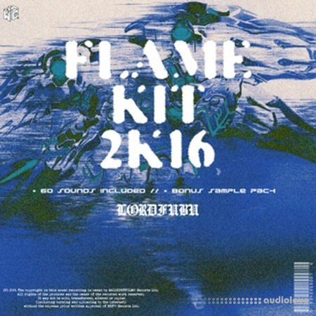 FLORDFUBU FLAME KIT 2K15 and 2K16 WAV