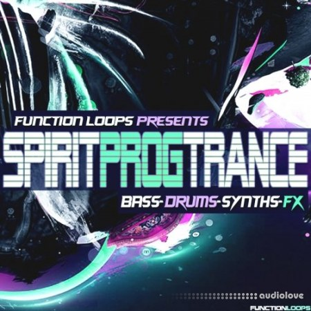 Function Loops Spirit Progressive Trance and Psy WAV