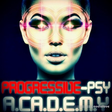 Function Loops Progressive Psy Academy WAV Synth Presets