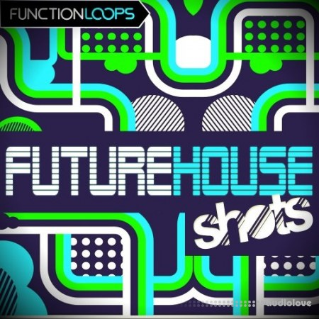 Function Loops Future House Shots WAV