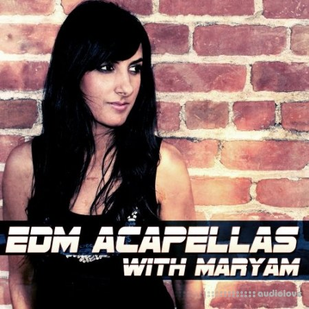 Function Loops EDM Acapellas With Maryam WAV MiDi