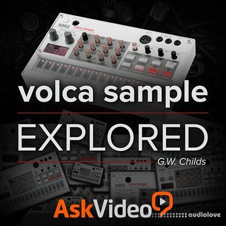 Ask Video volca 104 volca sample Explored TUTORiAL
