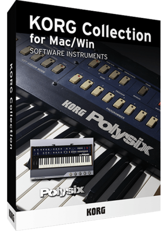 KORG Collection v2018.04.17 incl. FiXED Patch WiN