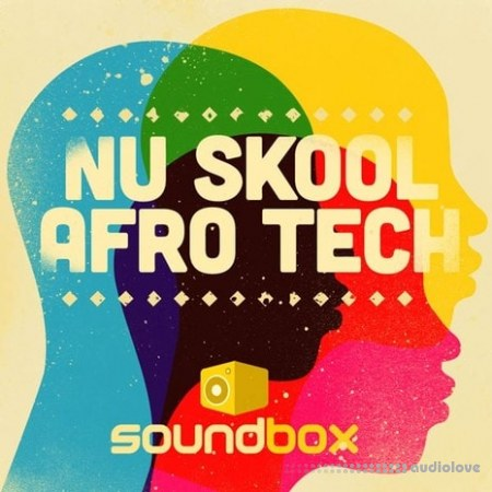 Soundbox Nu Skool Afro Tech WAV