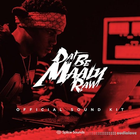 Splice Sounds Maaly Raw Official Sound Kit WAV
