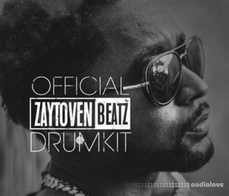 Splice Sounds Zaytoven Drumkit Vol.1 WAV
