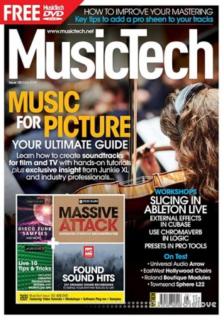 MusicTech May 2018