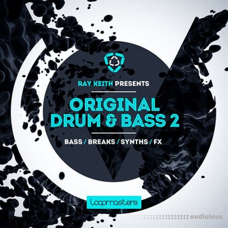 Loopmasters Ray Keith Presents Original Drum and Bass Vol.2 MULTiFORMAT